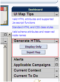 Generate HTML in UI Map in Oracle Utilities / ORMB / CC&B
