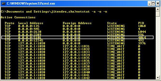 netstat source code