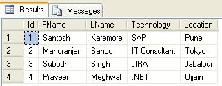 OpenXML in SQL Server