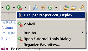 Deploy cm.jar in Eclipse for ORMB / CC&B / Oracle Utilities